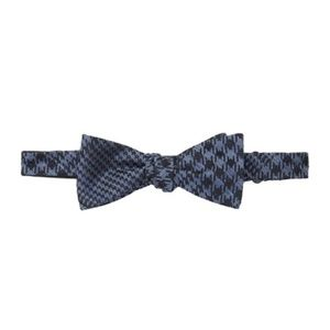 Ben Sherman Miles Plaid Bow Tie